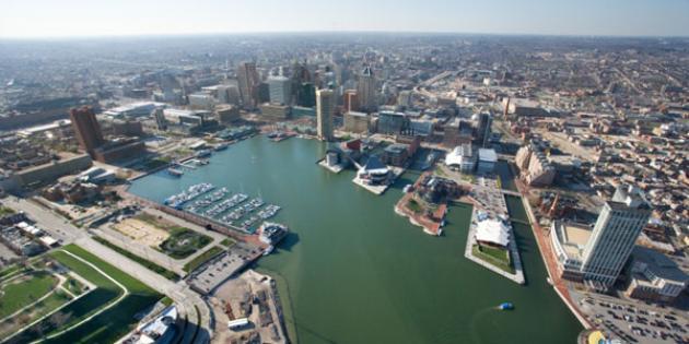 No. 2 Best-Performing Big Metro: Baltimore-Towson, Md.