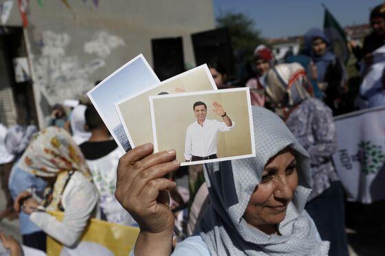 The Jailed Kurdish Politician Set to Determine Erdogan's Future