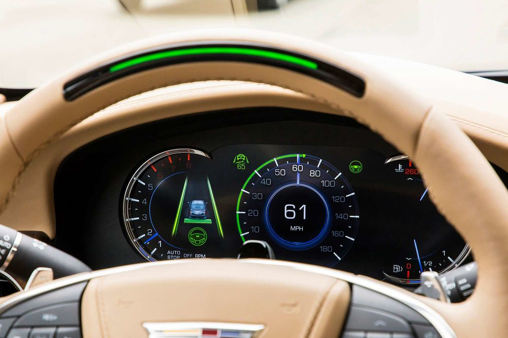Cadillac Finally Has An Answer To Tesla S Autopilot