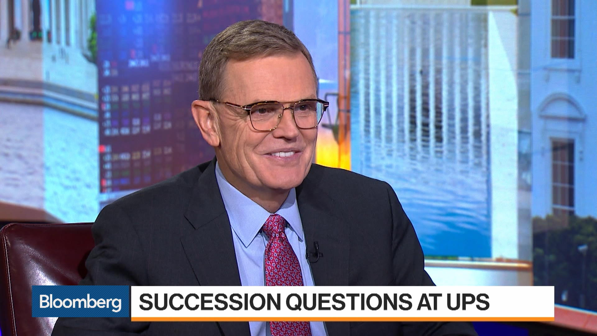 UPS CEO David Abney Succession Plan, COO's Retirement