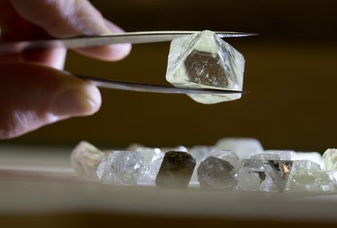 Behind The Scenes At OAO Alrosa The World's Largest Producer Of Diamonds