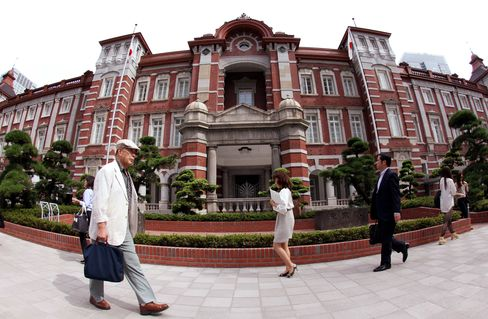Tokyo Station Domes Cap $645 Million Refit of Century-Old Icon