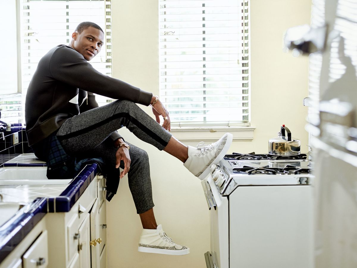 NBA Star Russell Westbrook Is Changing How Men s Fashion Works ... 722898096