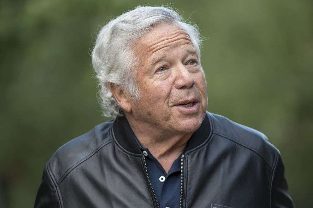 Patriots Owner Robert Kraft Wants Prostitution Video Blocked From Public
