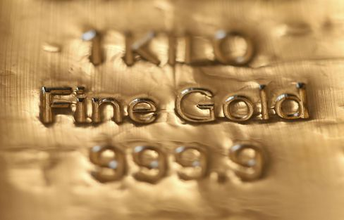Gold Poised for Longest Winning Run in Two Months as Obama Wins