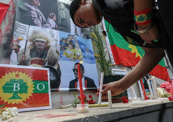 Ethiopia Makes Arrests in Singer's Death That Sparked Riots