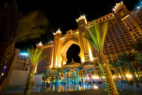 BMB Says It Bid $4 Billion for Atlantis Resort Owner Kerzner