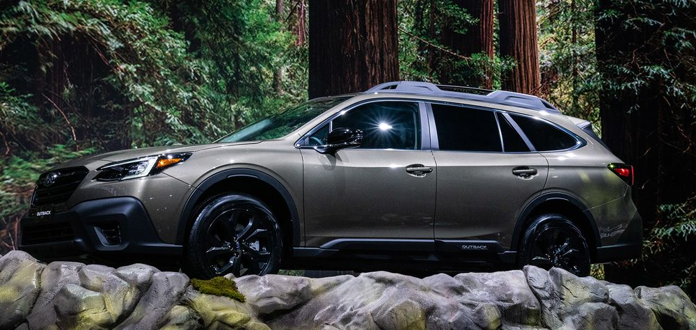 Best Subaru Outback Year >> Sunday Strategist Subaru Quietly Made Its Best Car Better