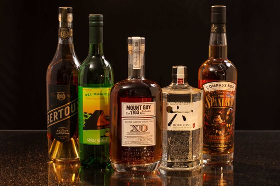 The Most Exciting Spirits We Drank in2018