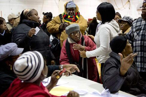 Post-Sandy Voting Rules Cause Confusion in New York City