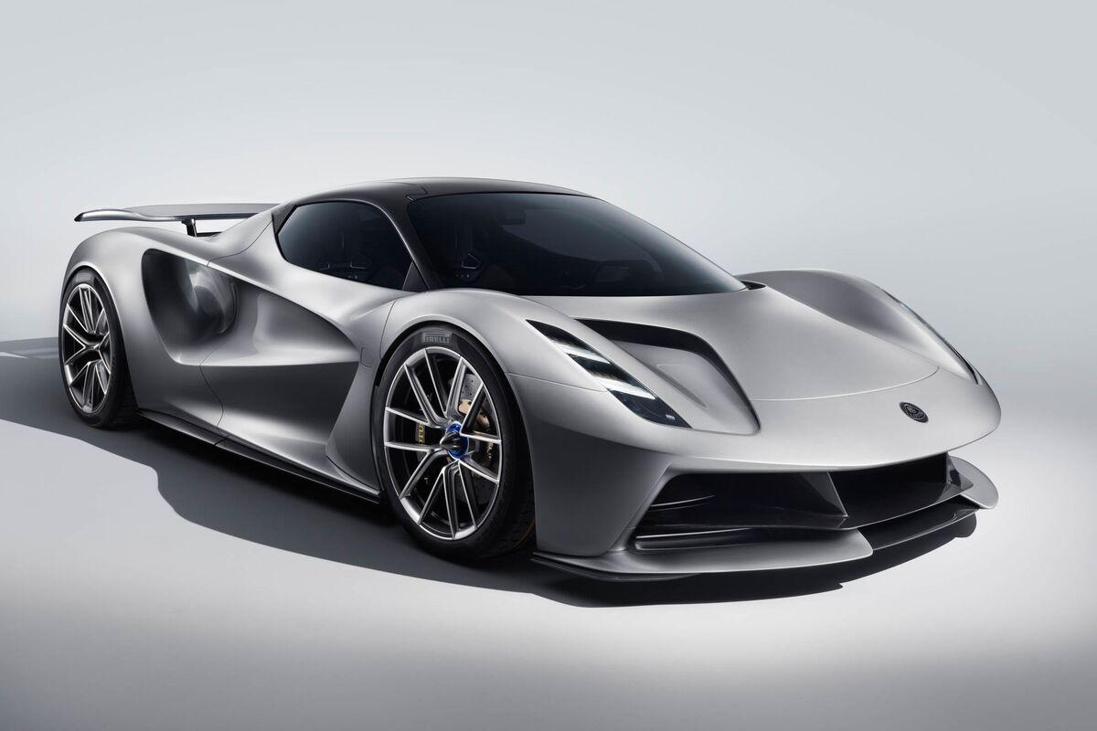 Lotus's $2.1 Million Evija Electric Hypercar Doesn't Have Door Handles