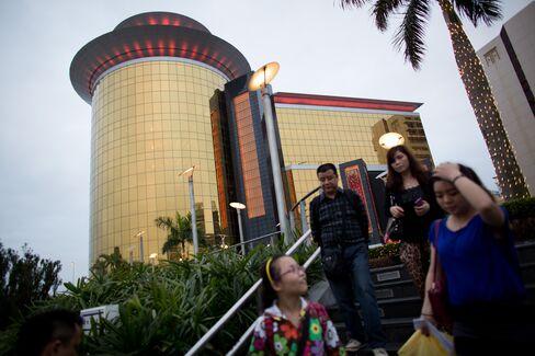 Macau Casinos Best of Global Hospitality Stocks