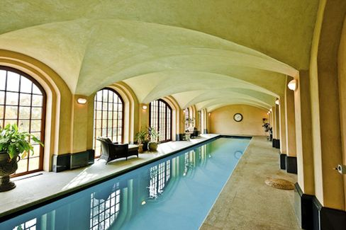The Indoor Lap Pool