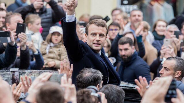France's Election Marathon Ends With Macron Set for Majority