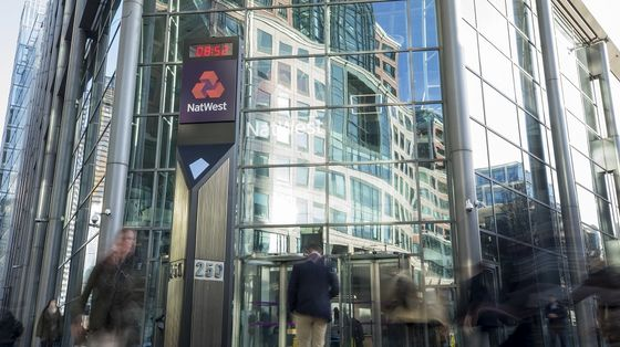 NatWest Chairman Says London Office Life Will Never Return