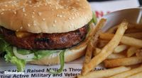 relates to The Battle to Create the Best Meatless Burger Heats Up