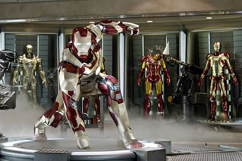 The U.S. Military Is Building an Iron Man Suit