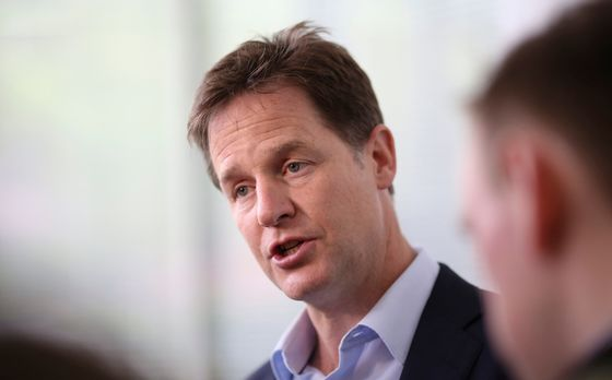 Clegg's Move to Facebook Is the Latest Act in the U.K. Political Afterlife