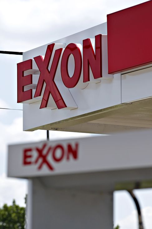 Exxon Earnings Rise
