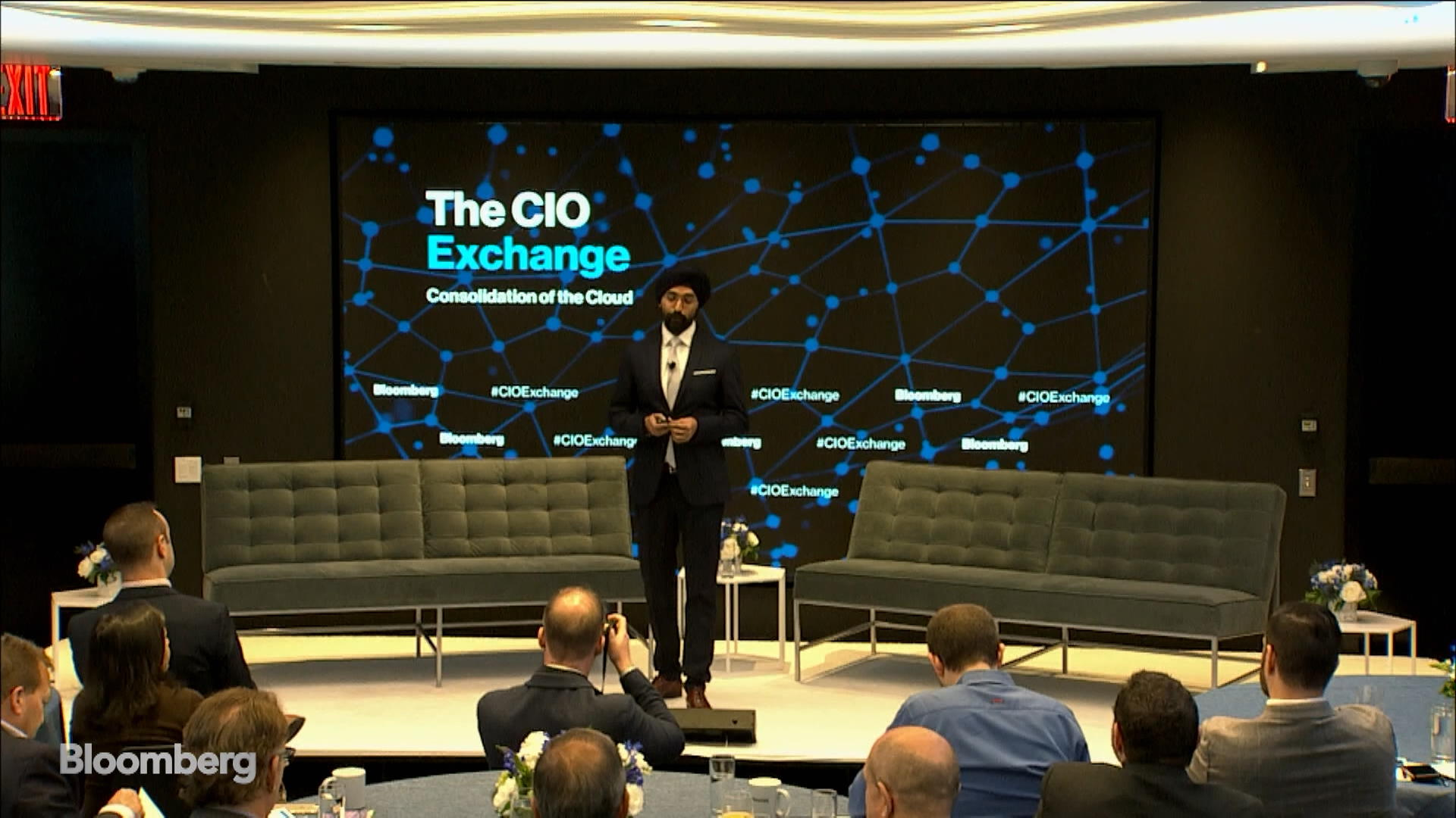 Bloomberg Intelligence Presentation: The Future of Cloud Consolidation
