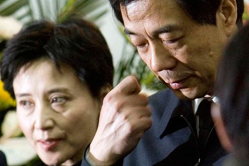 The Chinese Tighten Noose Around Bo Xilai and His Wife