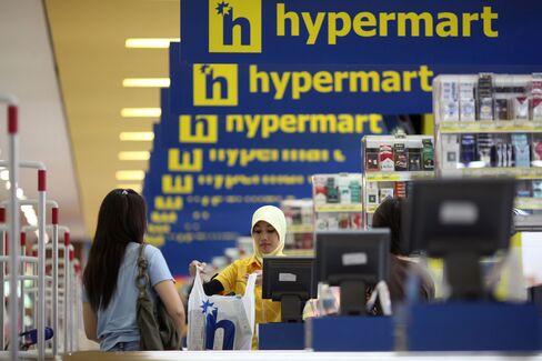 Matahari Says 4 Retailers Interested in Buying Stake