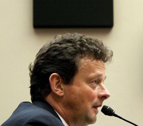 Tony Hayward, chief executive officer of BP Plc