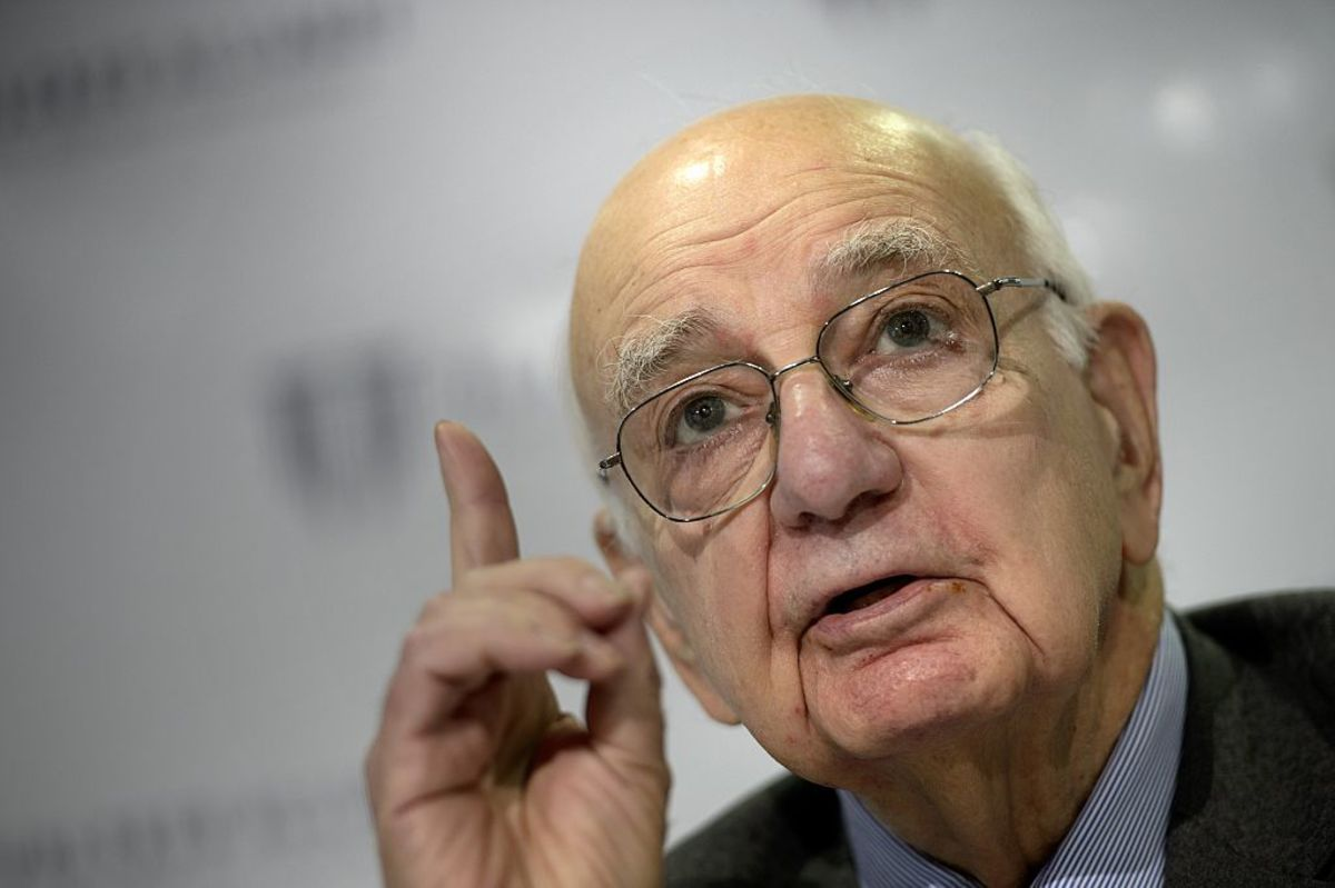 Volcker the Man Blasts Volcker the Rule in Letter to Fed Chair