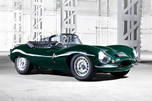 Jaguar will unveil a modern Classic XKSS in L.A.