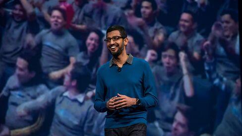 Sundar Pichai tapped to run restructured Google within Alphabet