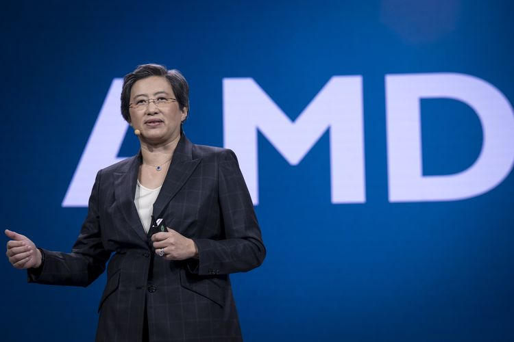 Advanced Micro Devices Inc. 2nd Generation EPYC Launch