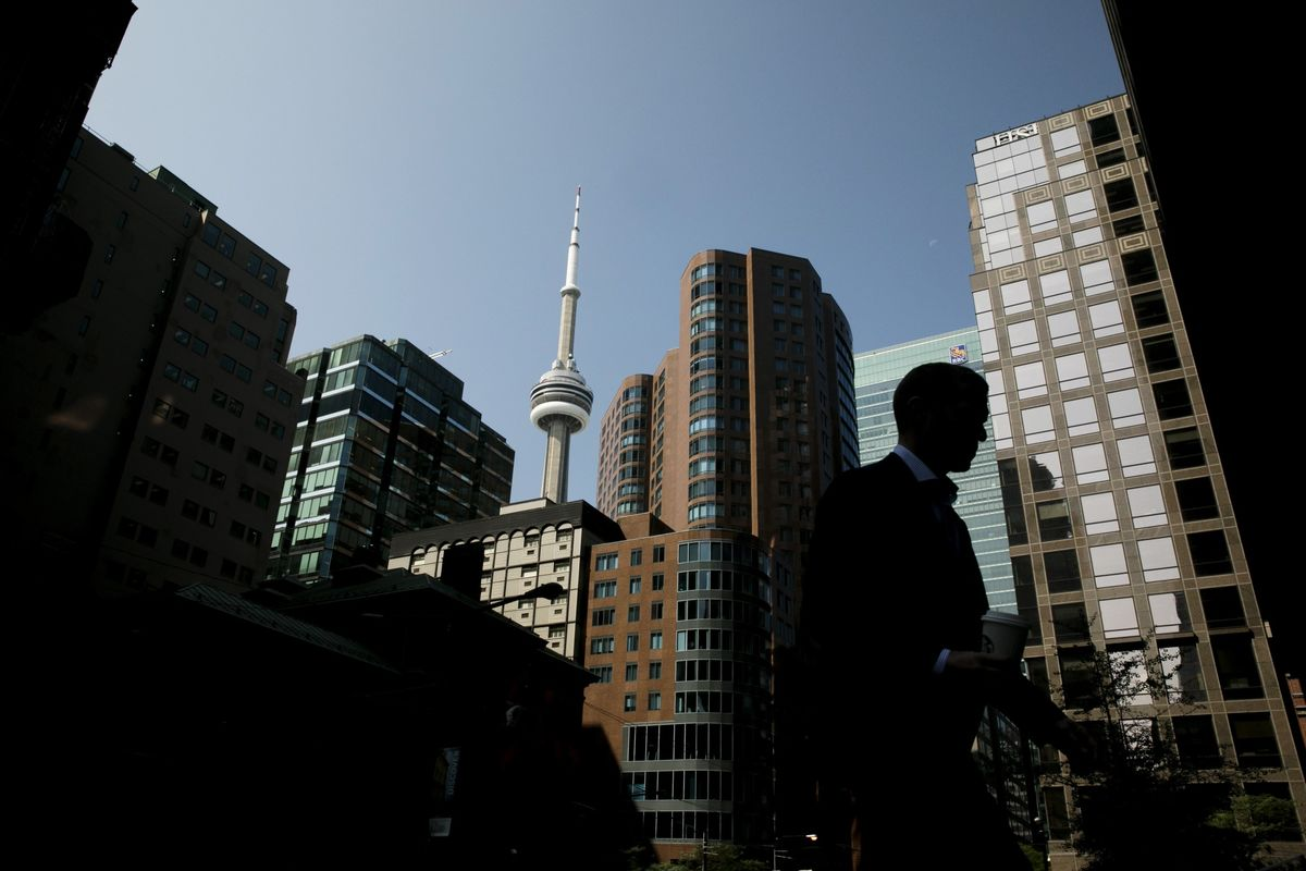 ETFs Are Nearing Record Inflows in Canada Amid 'Blind Optimism'