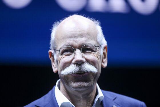 Daimler Names First Non-German Boss as Zetsche Era Ends