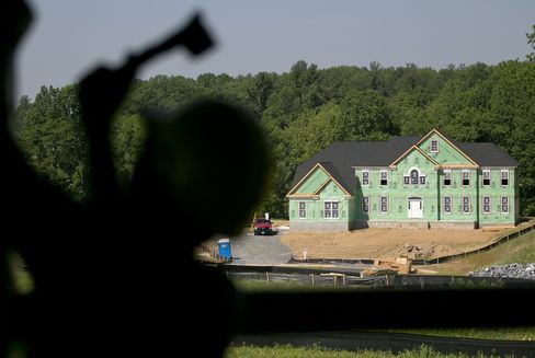 Homebuilder Confidence in U.S. Rose to Seven-Year High in June
