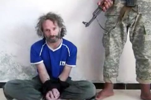American Hostage in Syria