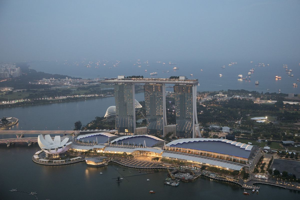 Adelson's Singapore Casino Probed Over Laundering Controls