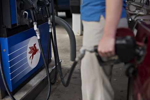 The Fall in Oil Prices