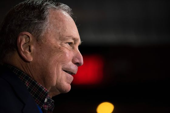 Bloomberg Says He Sees His Spending as Investment to Beat Trump