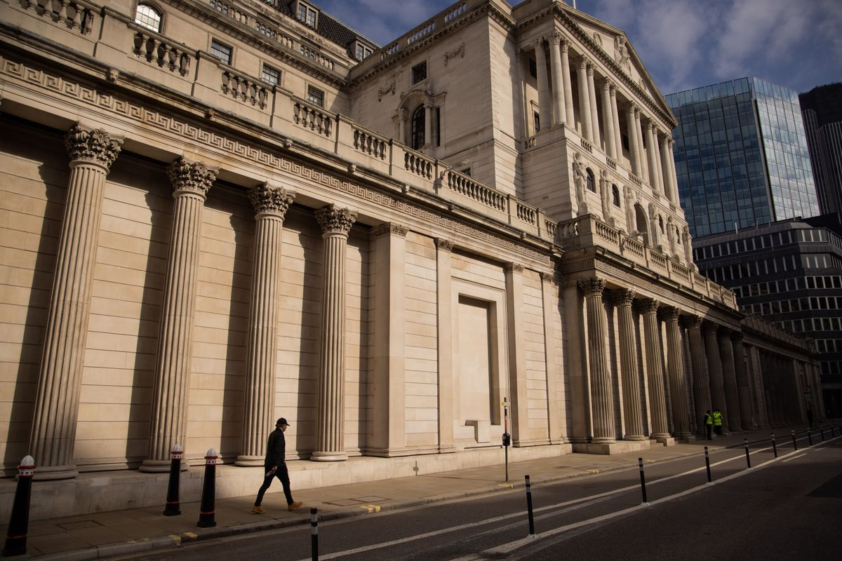 <p>Bank of England's Divisions Resurface on U.K. Economic Outlook thumbnail