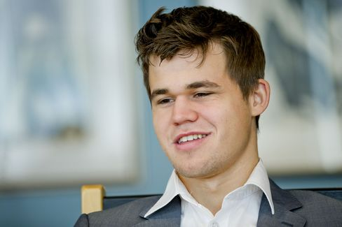 'Sexiest' Carlsen Wins World Chess Championship, Upending Anand