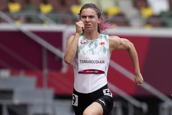 Belarus Sprinter Gets Polish Visa After Facing Pressure in Tokyo