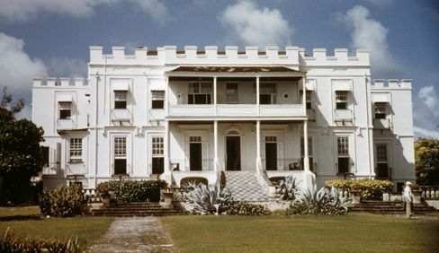 Sam Lord's Castle, Barbados
