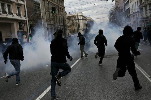 GREECE-ECONOMY-WELFARE-STRIKE