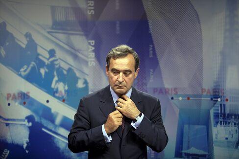 Lafarge CEO Bruno Lafont