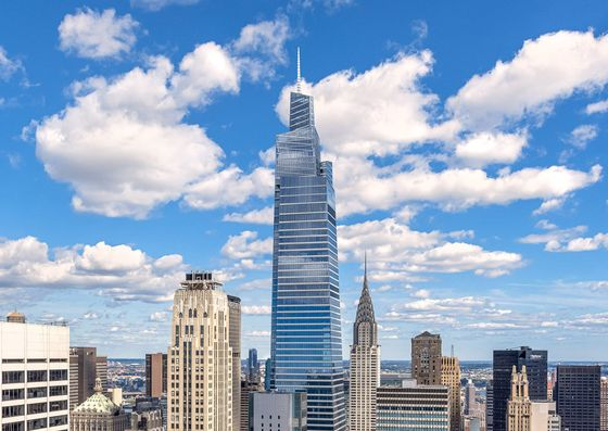 CMBS Investors Clamor for a Piece of a New Manhattan Skyscraper
