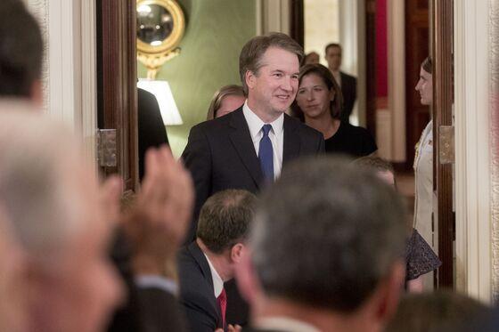 Kavanaugh Meets Senators as Democrats Vow to Slow Confirmation