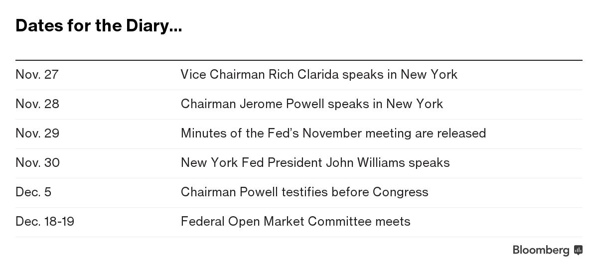 Goldman, JPMorgan Still Betting on Five Fed Hikes by End of