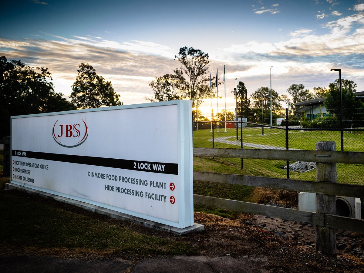 One-Fifth of U.S. Beef Capacity Wiped Out by JBS Cyberattack