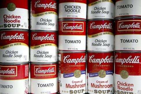 Campbell Seen as Next Course for Buffett After Heinz