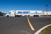 Operations Inside A Wal-Mart Stores Inc. Distribution Center